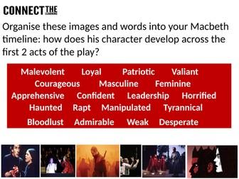 Macbeth - assessment preparation resources