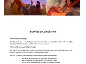 Social Psychology - Compliance