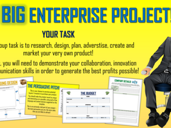 The Big Enterprise Project!