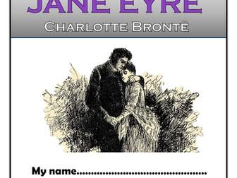 Jane Eyre Comprehension Activities Booklet!