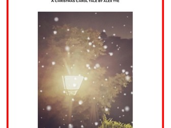 Year 5/6: Two Pack Christmas Reading Comprehensions - The Ghost of Christmas Past and The Xmas Tree.