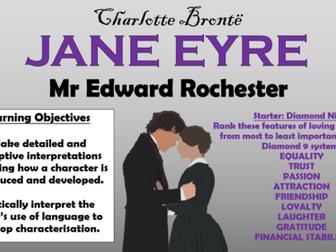 Jane Eyre - Mr Edward Rochester!