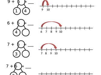 Year 1 White Rose Maths - Add by making 10