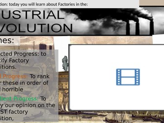 Industrial Revolution: Factories