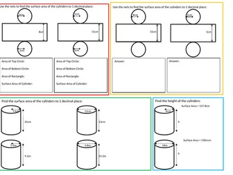 Surface Area / Volume Ratio (Year 12 A Level Biology) AQA