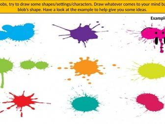 Creative Writing Ideas Prompt
