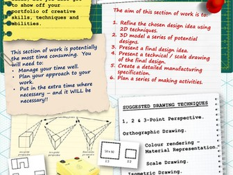 How to Produce and Present Development Work