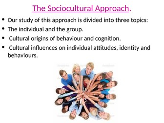 IB Psychology Sociocultural Approach - Social Identity Theory