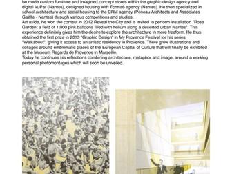 Collage Illustrators Factsheets - Art & Design - Research