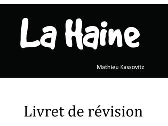La Haine- Livret de Révision- A Level French