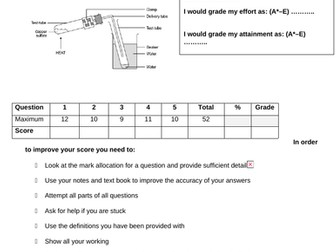 AQA AS Level Unit 1 Section 6 Equilibria-Chemical equilibria, Le Chatelier's principle and Kc