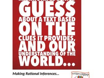 AQA 8700 English Language - Revision Workbook - Making Inferences - Language