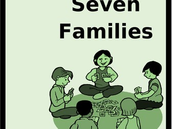 Clothing in English Game of Seven Families