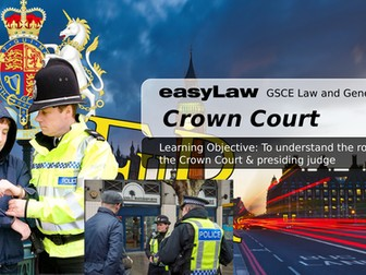easyLAW: Crown Court (FULL EXPLANATION)