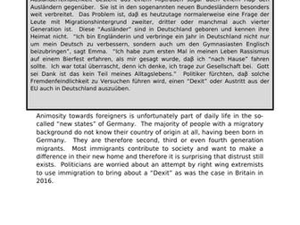 Rassismus - translation into German.