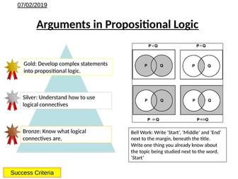 Logic - Propositional Logic