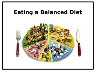 Food: Eating a Balanced Diet