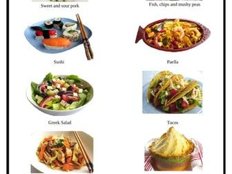 Food - World Foods
