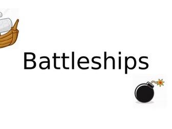Times Tables Battleships
