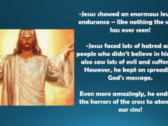 Endurance - Collective Worship Session!