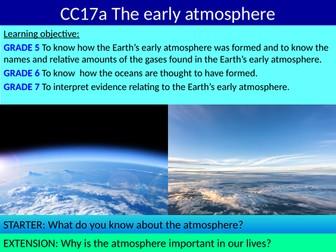 EDEXCEL GCSE Science 9-1 - Chemistry - CC17 Earth & atmospheric Sciences