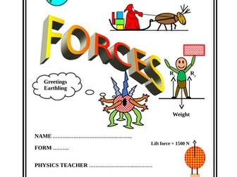 Introduction to Forces Work Book