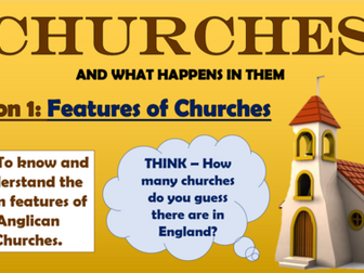 Churches - The Features of Churches