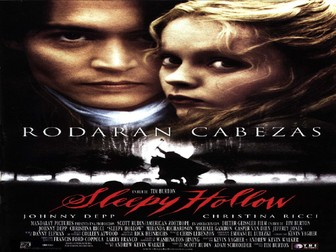 Year  9 - Halloween - peli Sleepy Hollow - verbos pasado - past simple - Spanish