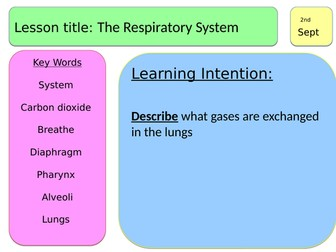 Respiration and Microorganisms