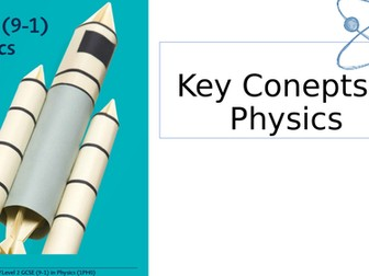 CP1 Key Concepts in Physics  Edexcel Combined Higher 9-1  Physics (Entire Unit)