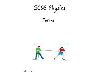 GCSE Forces Notes