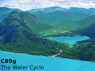 Edexcel CB9g The Water Cycle