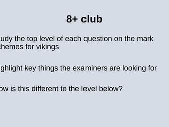 Viking case studies