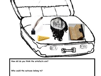 Great Fire of London Suitcase Inference