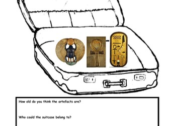 Egyptians Suitcase Inference