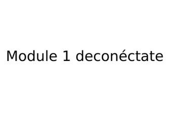 Module 1 conectate grammar grab revision resource