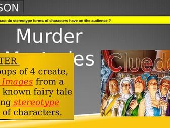 Year 8 Drama Murder Mystery
