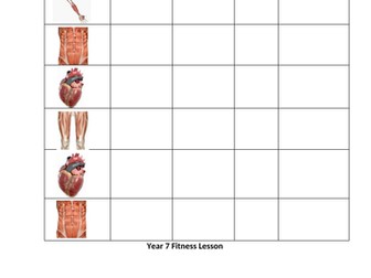 Fitness Body Parts