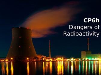 Edexcel CP6h Dangers of Radioactivity