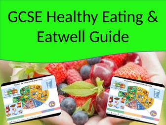 Healthy Eating & Eatwell Guide