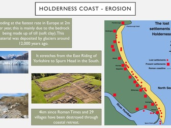 Edexcel Geography - Coasts Revision