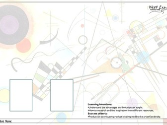 Graphic and Product Design Project/Module