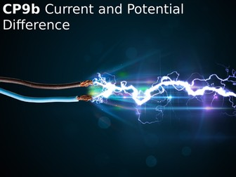 Edexcel CP9b Current and Potential Difference