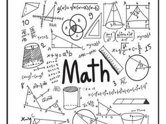 Year 8 Maths booklet