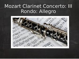AQA GCSE Mozart Analysis