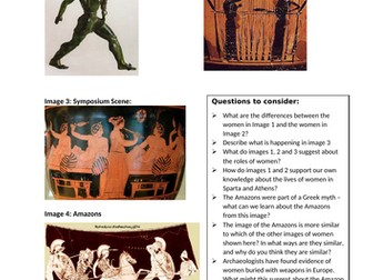 Ancient Greek Women: Primary Sources