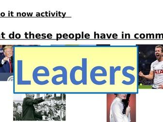 Leadership assembly