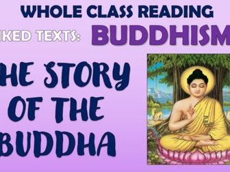 The Story of the Buddha - Whole Class Reading Session!
