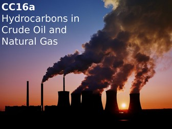 Edexcel CC16a Hydrocarbons in Crude Oil and Natural Gas