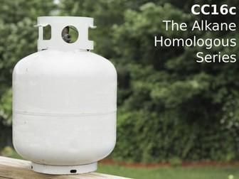 Edexcel CC16c The Alkane Homologous Series